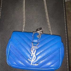 YSL mini college bag